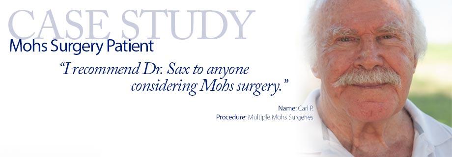 Patient Story: Mohs Surgery Case Study