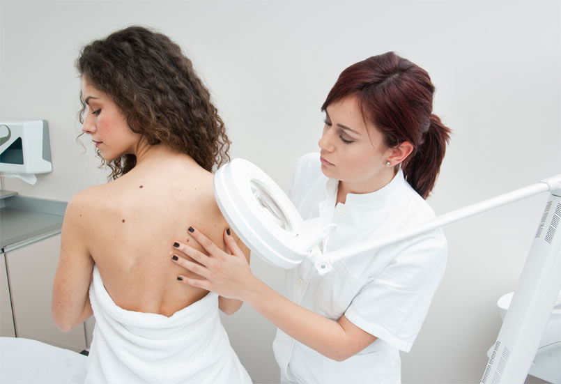Finding a melanoma/skin cancer specialist