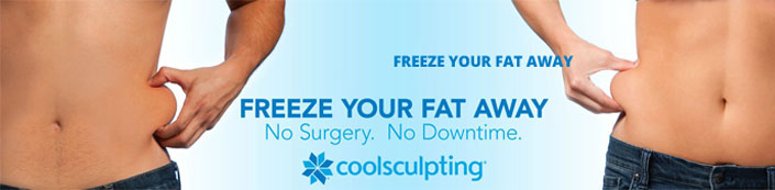 Freeze your away fat