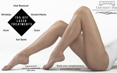 August Laser Treatments Special