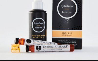 Introducing HydraFacial™ Keravive™ Scalp Health Treatment
