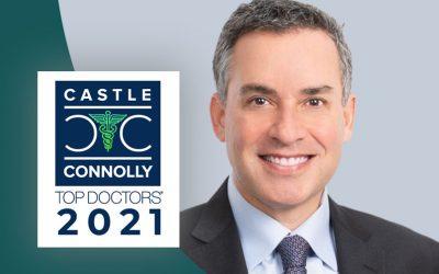Dr. Sax Wins Castle Connolly Top Doctor 2021 Award