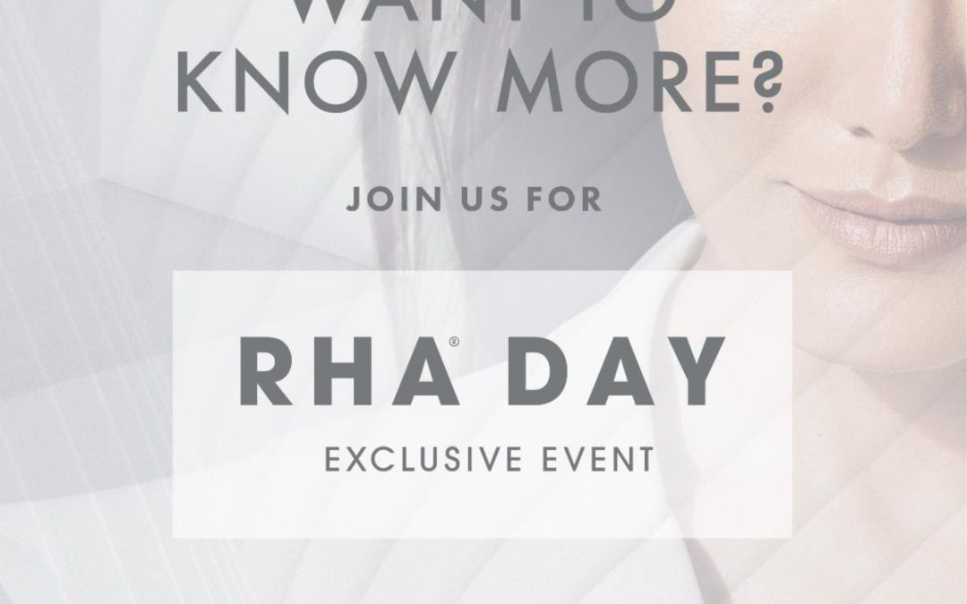 RSVP To Our Event RHA® Collection
